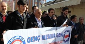 Memur-Sen 'Türkmen katliamını'...