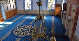 Saraycık Cami restore edildi