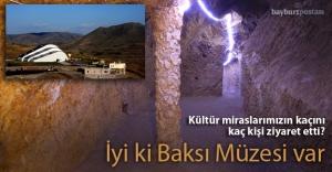 Türkiye#039;de müze sayısı 392#039;ye...