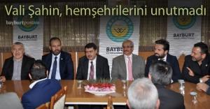 İstanbul Valisi, hemşehrilerini unutmuyor