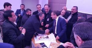 Kavcıoğlu, Ankara derneklerini ağırladı