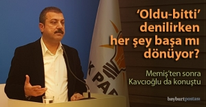 Kavcıoğlu'ndan önemli açıklamalar