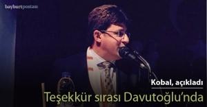 """Kobal: """"Başbakan Bayburt'a gelecek"""""""