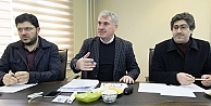 2015'in ilk toplantısında imar planları görüşüldü