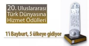 20. Uluslararası Türk Dünyasına Hizmet Ödülleri