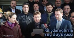 AK Parti#039;den Kılıçdaroğlu#039;na...