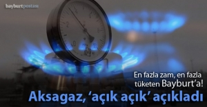 Aksagaz'dan zam açıklaması