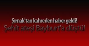 Ateş Bayburt#039;a düştü: Polis...