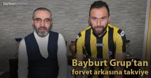 Bayburt Grup'un yeni transferi Düzcespor'dan