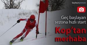 Kop'ta sezon yarışlarla başladı
