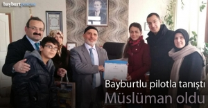 Romanyalı Maria İslamiyet'i seçti