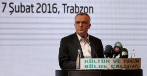 Ağbal, Kültür ve Turizm Bölge Çalıştayı'nda konuştu
