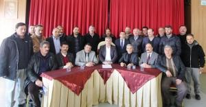Bayburt Belediyesi'nde toplu sözleşme