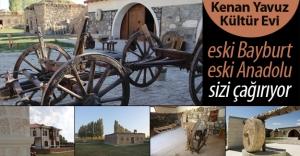 Kenan Yavuz Kültür Evi: Eski Bayburt, eski Anadolu