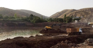 Kırklartepe Barajı'nın ihalesi tamam