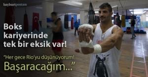 Onur Şipal'in hedefi olimpiyatta zirve