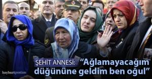 Şehit Erdoğan, Gümüşhane'de toprağa verildi