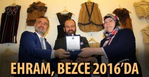 Bayburt ehramı BEZCE 2016'da