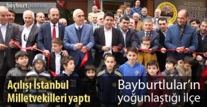 İstanbul'da yenilenen Bayburt durağı: Sırataşlar Derneği