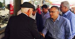 Maliye Bakanı Ağbal, bugün Bayburt'ta