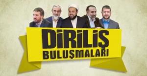 """Trabzon'da """"Diriliş Buluşmaları"""""""