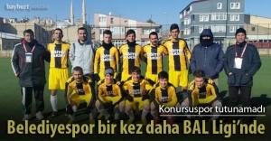 Bayburt Belediyespor yeniden BAL Ligi'nde