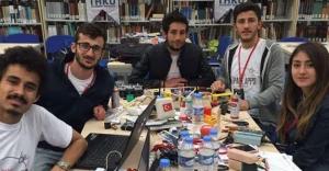 Bayburt Üniversitesi o yarışmada Türkiye...