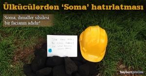 Bayburt Ülkü Ocakları, Soma'yı unutmadı