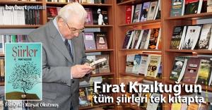 Kızıltuğ'un şiirleri tek kitapta toplandı