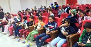 SODES'ten çocuklara sinema günleri