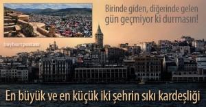 Tersine göçe olmadığı kadar hasret iki şehir