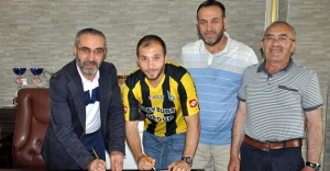 Bayburt Grup'un yeni transferi Tarsus'tan