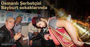 Osmanlı geleneği Bayburt'ta yaşatılıyor