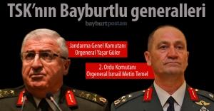 Bayburtlu komutanların, Genelkurmay Başkanlık yolu açık