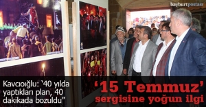 '15 Temmuz Milli İradenin Yükselişi'