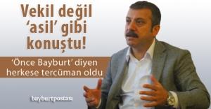 Kavcıoğlu: quot;Bayburt şehir olacak,...