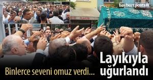 Kurban Yazoğlu#039;nu binlerce seveni...