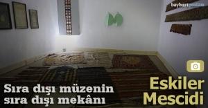 Sıra dışı müzenin sıra dışı mescidi