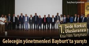Yönetmenler Bayburt'ta yarıştı
