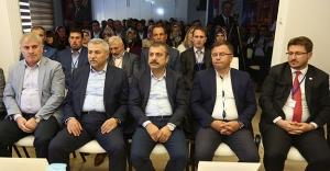 Bayburt AK Parti'de il danışma meclisi toplantısı