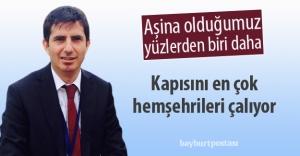 Erzurum'da tanıdık bir yüz: Doç. Dr. Orhan Ateş