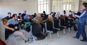 Gençlik Merkezi kursları başladı