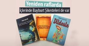Fırat Kızıltuğ'un kitapları yeniden basıldı