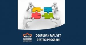 KUDAKA'dan DFD kapsamında 3 projeye daha destek