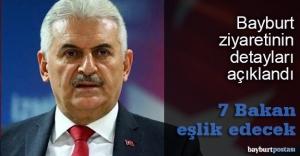 Başbakan Yıldırım#039;a 7 bakan...