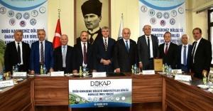 DOKAP Üniversiteler Birliği kuruldu