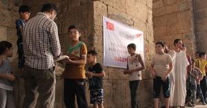 İHH'dan Halep'e yardım kampanyası