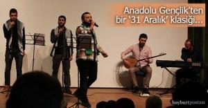 Anadolu Gençlik, Mekke'nin Fethi'ni kutladı