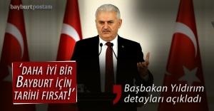 Başbakan Yıldırım, 23 il için teşvik programını açıkladı!