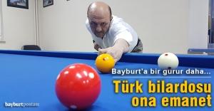 Cevdet Türkere milli onur